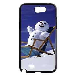IMISSU Snowman Phone Case For Samsung Galaxy Note 2 N7100