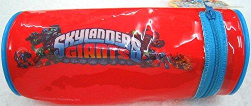 Skylanders Stationery (Barrel Pencil Case)
