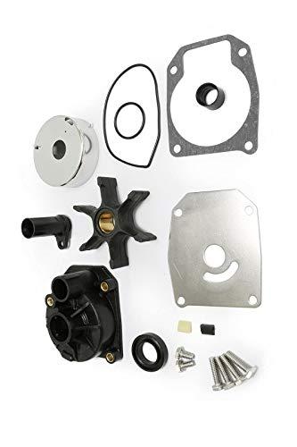 JingSer Johnson EVINRUDE Water Pump Repair Kit Replacement 432955 65/70/75 HP OMC