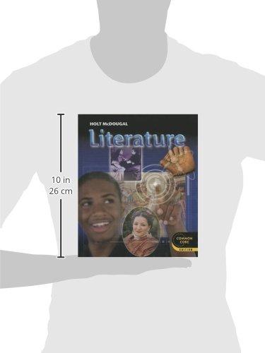 Holt McDougal Literature: Student Edition Grade 6 2012