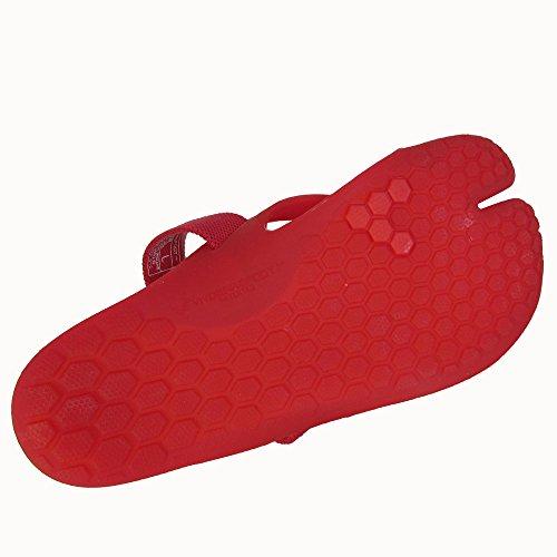 Vivobarefoot Hommes Achilles Sandale Active Rouge