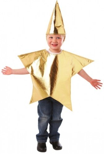 Star Tabard Nativity Costumes For Fancy Dress Costume Or Outfit For Christmas Th