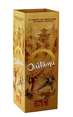 - Onitama Board Game