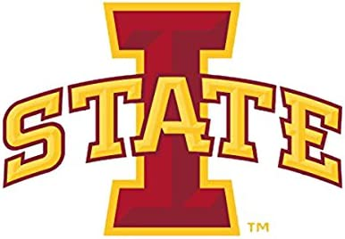 Victory Tailgate Iowa State University Cyclones Removable Wall Decal Logo 1