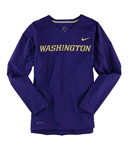 Nike Mens Washington Sweatshirt, Purple, Medium ()