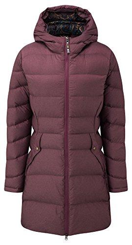 Khumbila 2017 Women Winter Jacket Anaar Purple Sherpa awqUdWHd