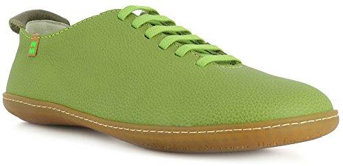 El Naturalista Soft Grain El Viajero - Zapatillas Mujer Verde (Green)