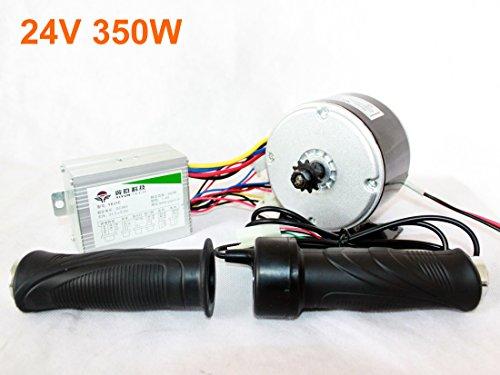 l-faster 24V 36V 350W eléctrico DC motor eléctrico Skateboard DIY 350W bicicleta eléctrica Kit de Motor Motor...