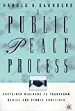 img - for By Harold H. Saunders - A Public Peace Process: Sustained Dialogue to Transform Racial an (2001-10-07) [Paperback] book / textbook / text book