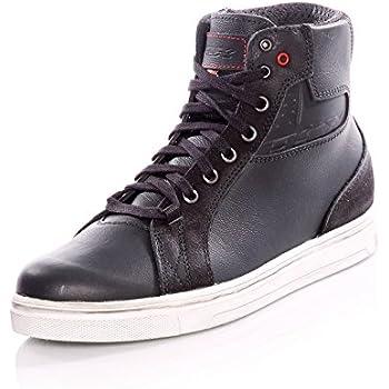 Tcx Black Street Ace Waterproof Motorcycle Shoe (Us 12, Black)