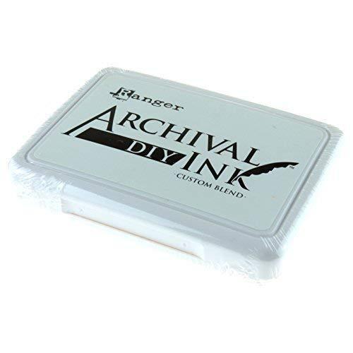 4 Stamps Felt Ink Pad - Ranger AIP48077 Empty DIY Archival Ink Pad-Empty