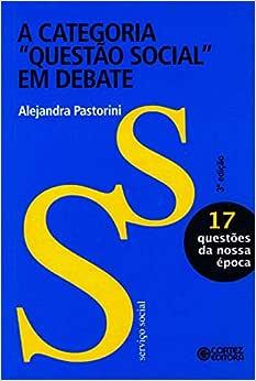 """A categoria """"Questão Social"""" em debate - 9788524916359"""