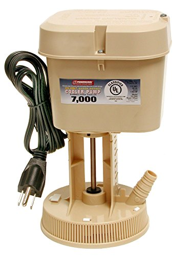 Dial 1075 Mfg Inc. # 7000 CFM Offset Pump by Dial Manufacturing
