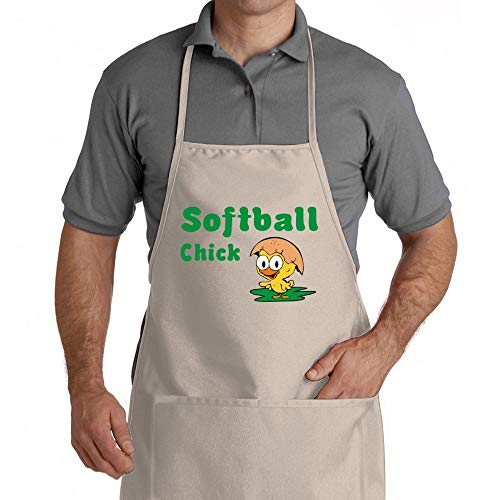 Eddany Softball Chick Apron