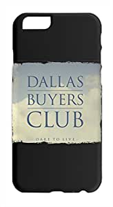 dallas buyers club live Iphone 6 plus case