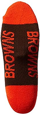 NFL Men's '47 Bolt Casual Dress Crew Socks, 1-Pack