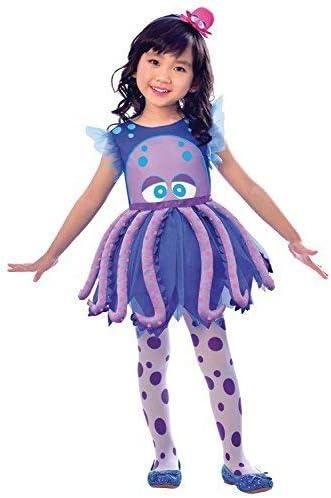 Fancy Me Disfraz para niña de 3 Piezas, diseño de Animales de ...