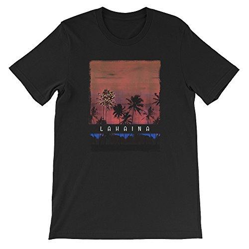 Christmas In Lahaina Maui Hawaii Short-Sleeve Unisex T-Shirt Holiday Beach - Lahaina Maui In Shops