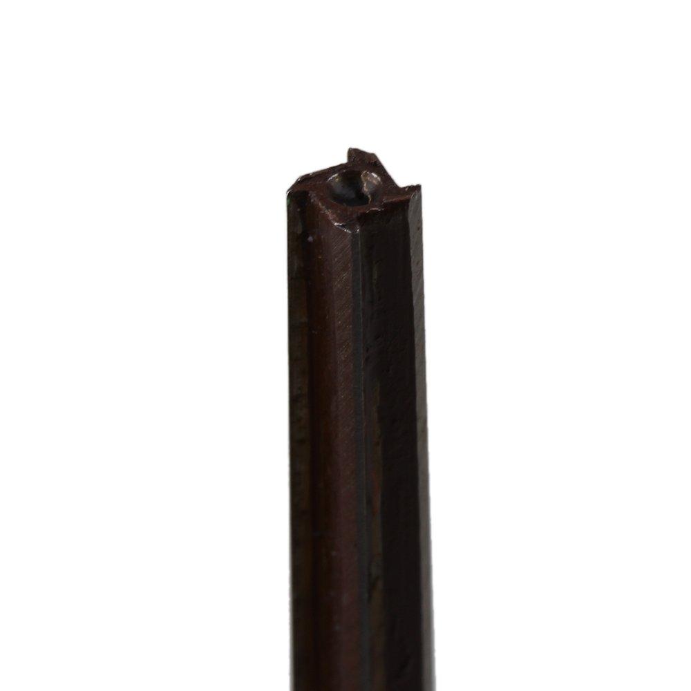 HSS Hand Use Flute Straight Shank 1:50 Taper Pin Reamer 4mm Cutting Dia