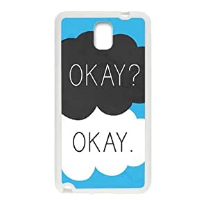 Fresh Warm dialogue Cell Phone Case for Samsung Galaxy Note3