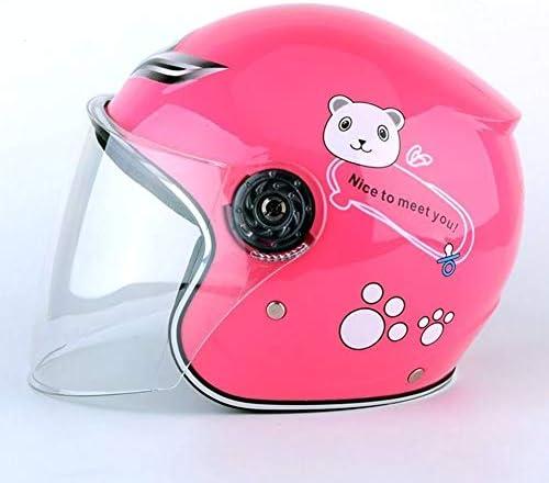 オートバイの男子ヘルメット