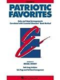 Patriotic Favorites - Trombone, Michael Sweeney, 0634050230