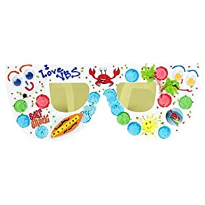 Vacation Bible School (VBS) 2016 Surf Shack Shine Bright Sunglasses (Pkg of 6): Catch the Wave of God's Amazing Love