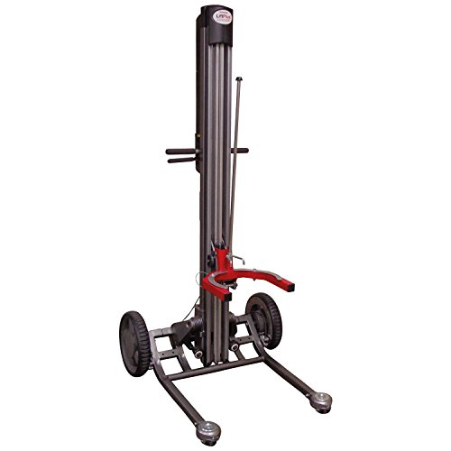 (Magliner LPS4814NW1 LiftPlus Folding Battery Powered Lift Truck - Pail)
