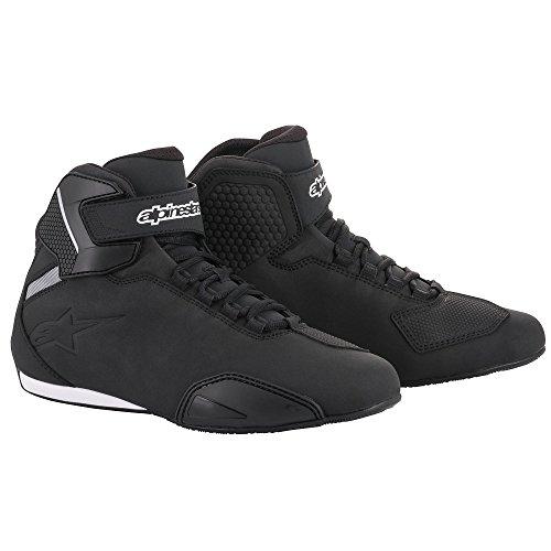 Alpinestars Men's 251551810105 Shoe (Black, Size 10.5)