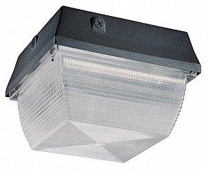 Nuvo 65/013R Metal Halide Ceiling/Wallpack, Architectural Bronze 175w Metal Halide Wallpack