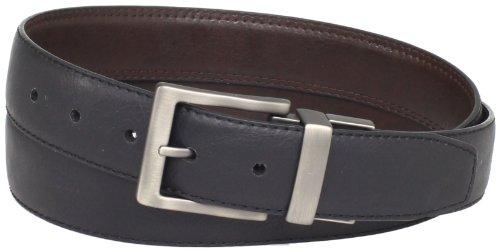 Dickies Men's 1 3/8 in. Reversible Belt With Logo Buckle (Mens Belt Dickies)