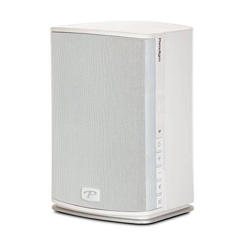 Paradigm Shift PW-600 Premium Wireless Speaker (White)