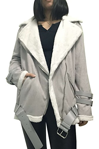 maxi dress and moto jacket - 2