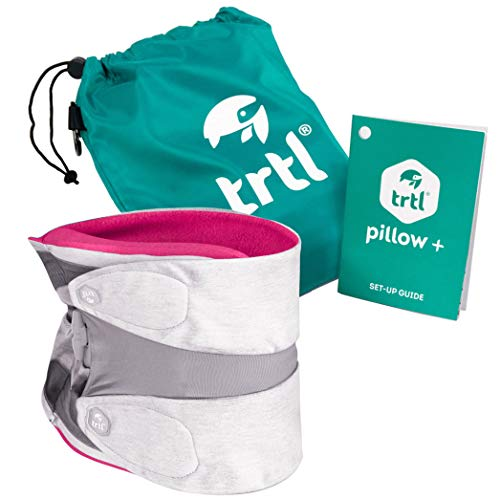 Best Medium Pillow - trtl Pillow Plus, Travel Pillow -
