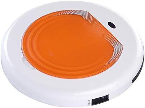 Robot de balayage Robot de nettoyage par balayage domestique for aspirateur TC-300 Smart (Orange) (Couleur : Rouge) Orange