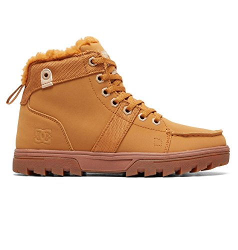 Beige Shoes Dc Eu Para Cuero Mujer Botas 39 Color De Talla 01xd1q
