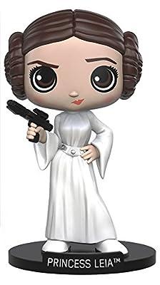 Funko Wobbler Star Wars Princess Leia Bobble-Head Action Figure
