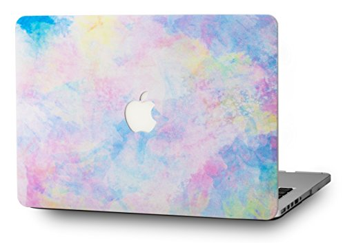 LuvCase MacBook Air 13 Inch Case Plastic Hard Shell Cover for MacBook Air 13.3 A1466 & A1369 (Mist 3)