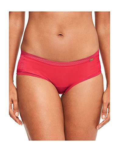 Gossard 6273 Women's Glossies Jazzy Pink Knickers Panty Full Brief XLGE