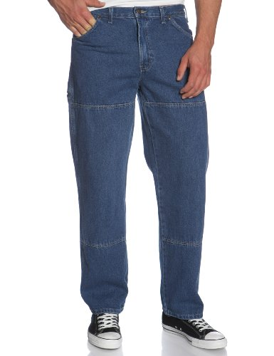 Dickies Mens Relaxed Fit Double Knee Workhorse