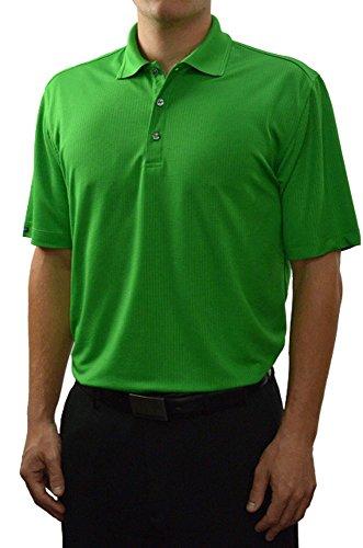Bermuda Sands Men's Matrix - Short Sleeve Golf Shirt - Grass Green - Size Large