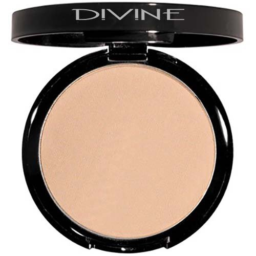 Divine Skin & Cosmetics - Weightless, Skin Perfecting, Mineral Powder Foundation - Sunlit -
