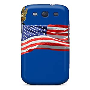 Fashionable Style Case Cover Skin For Galaxy S3- For All My Great American Friends
