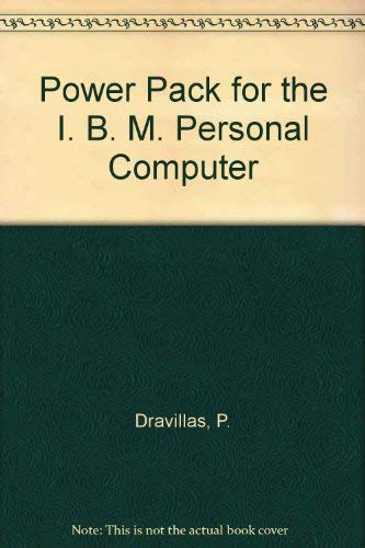Power Pack for the IBM PC With IBM Diskette: A Powerful Learning Tool for Word Processing, Spreadsheet, and Database Applications in One Package