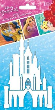 amazon com sandylion cinderella s castle removable decal