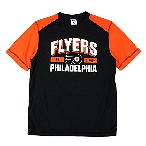 Philadelphia Flyers Player Apparel - adidas Claude Giroux NHL Philadelphia Flyers Performance Player Graphic T-Shirt Men's