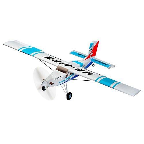 Pilatus Pc (Pilatus PC-6 RR, Blue : BL Motor, ESC, Servo by Multiplex Modelsport USA)