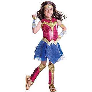Rubie's Costume Batman vs Superman: Dawn of Justice Deluxe Wonder Woman Costume, Medium