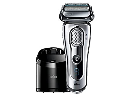 $280.99 Braun Series 9 9095cc Wet and Dry Electric Shaver with Cleaning Center