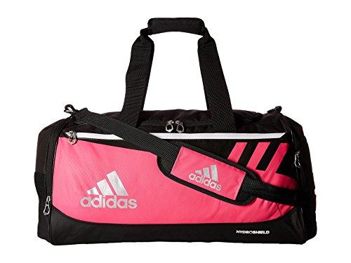 (アディダス) adidas レディースダッフルバッグ Team Issue Medium Duffel Shock Pink OS